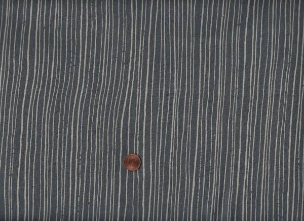 Harmony 55%li/45%co Stripes grau/natur