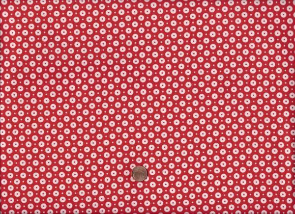 Daysail Punkte rot-weiß