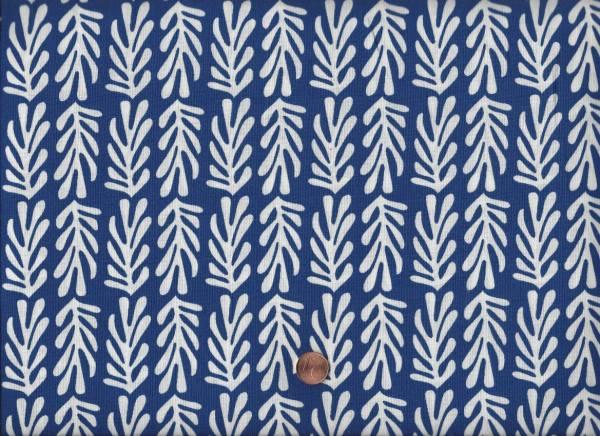 Tide Pool Seegras blau-weiß