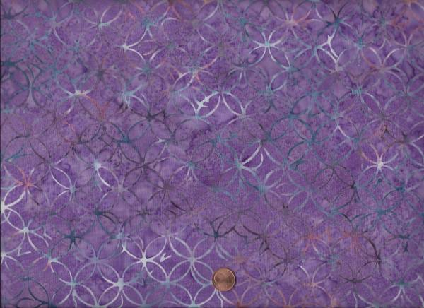Batik Meander lila