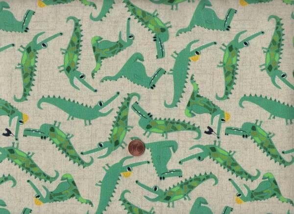 Cocos Safari Crocodile