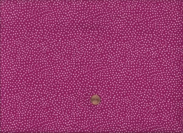 Notepad Spitzen pink-weiß