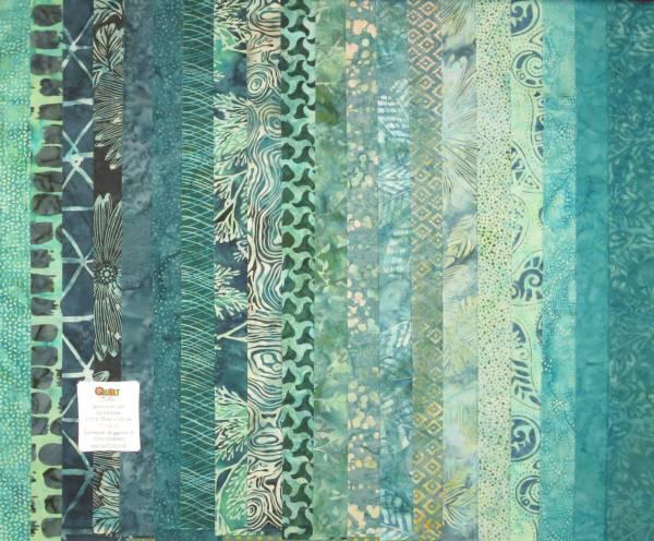 Streifen Batik Sushi 165