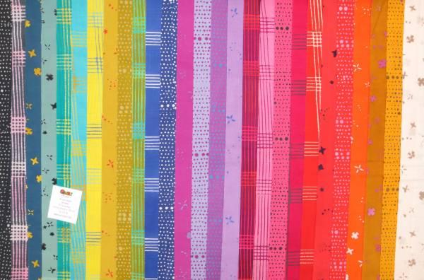 Streifen Batik Alison Glass Chroma