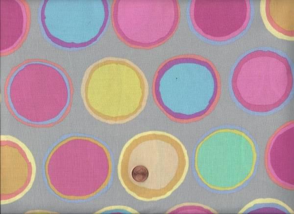 Kaffe Fassett Artisan Paint Dots pink