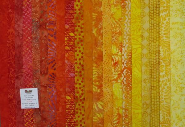 Streifen Batik Sushi 144