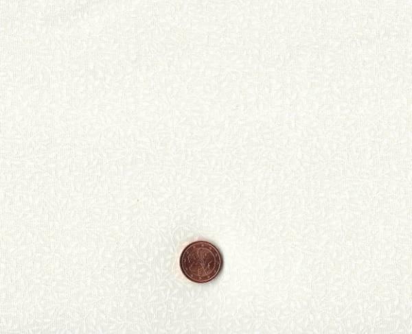 Esssential Mini Leaf white-cream q2