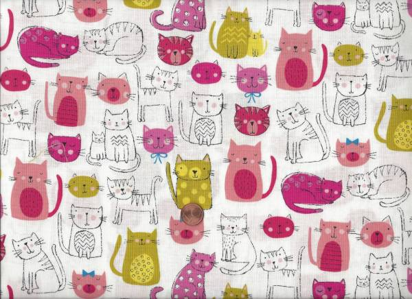 Kitty Cats pink