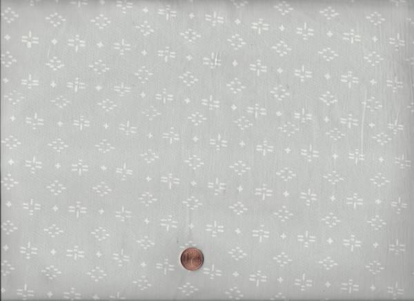 Batik Striche h.grau