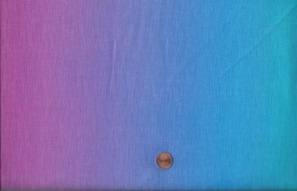 Gelato Farbverlauf türkis-flieder-magent