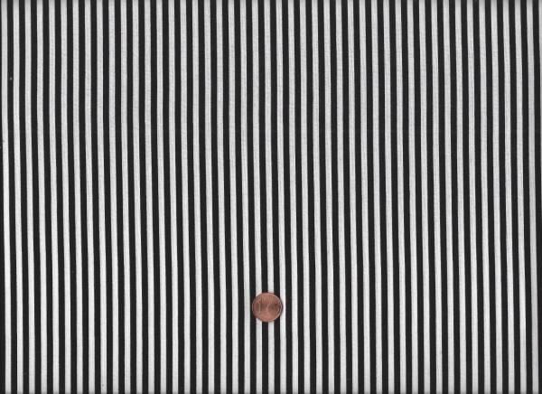 Streifen schwarz-weiß