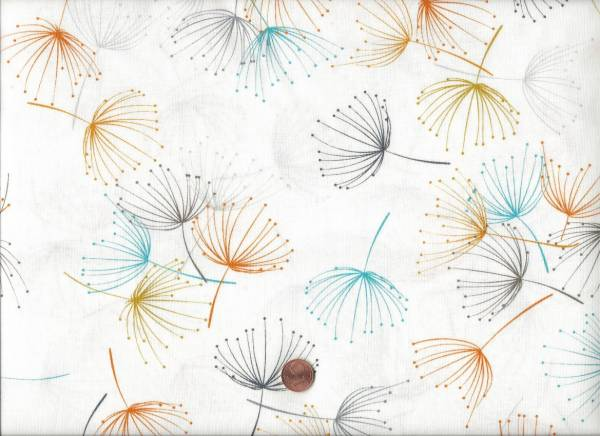 Brigitte Heitland Zen Chic Fragile Dandelion Chalk