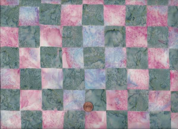 Kaffe Fassett Batik Artisan Chess quarz