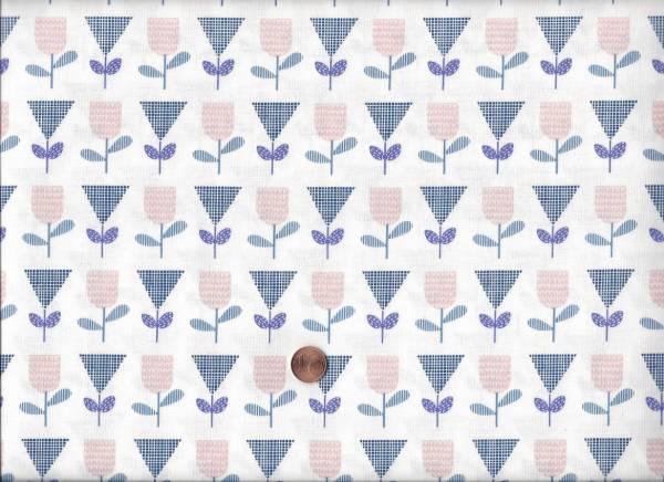 Floral Spender 50`Blue