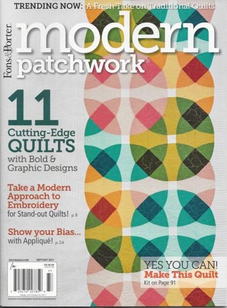Modern Patchwork Sept./Okt. 2017