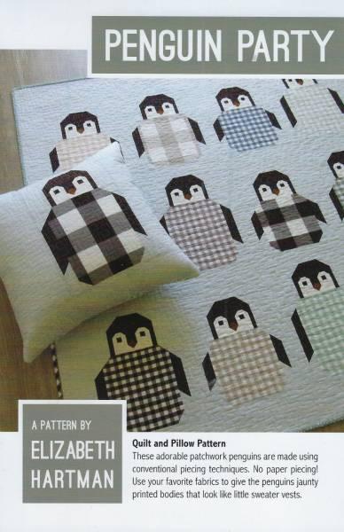 Anleitung penguin party