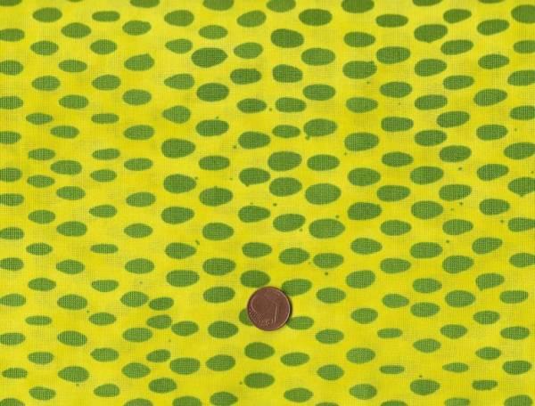 Malka Dubrawsky Poems Ovale lime-grün