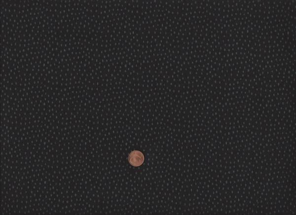 Quilters B.Harmony Dots schwarz 915