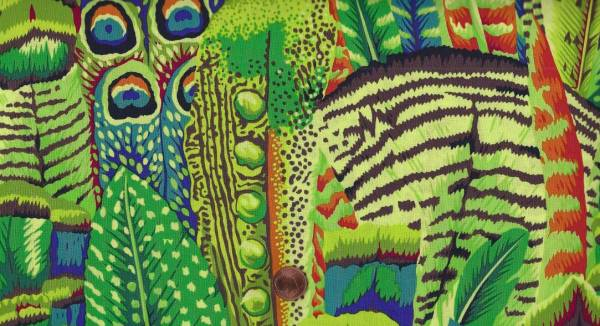 Philip Jacobs Feathers pj55 lime