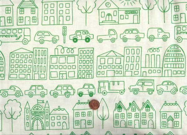 Summersville Town cream-grün