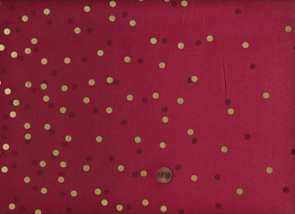 V&Co Ombre Confetti Metallic mulberry 316