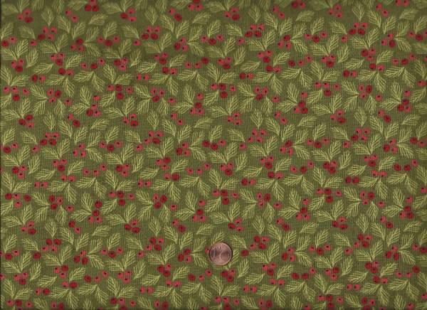 x-mas Juniper Berry Beeren grün-rot