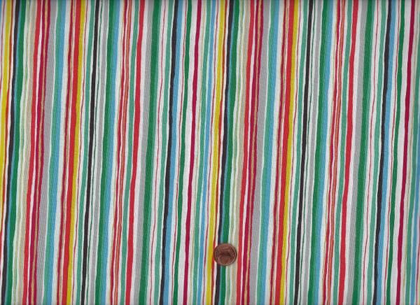 x-mas Merry Wavy Stripe cream-bunt-gold
