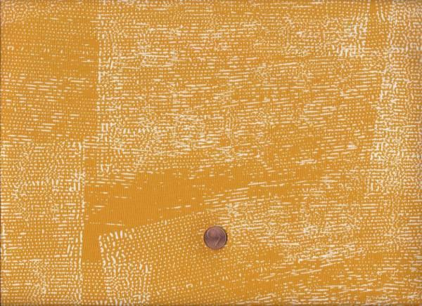 Brigitte Heitland Zen Chic Fragile Stamped Mustard