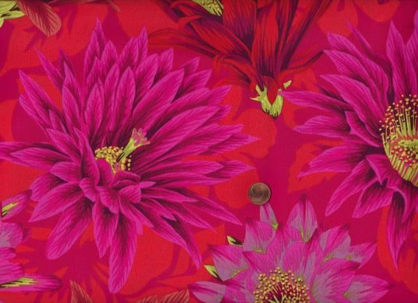 Philip Jacobs PJ096 Cactus Flower Red