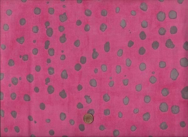 Marcia Derse Bookends Punkte pink-grau