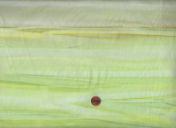 Batik Farbverlauf limone
