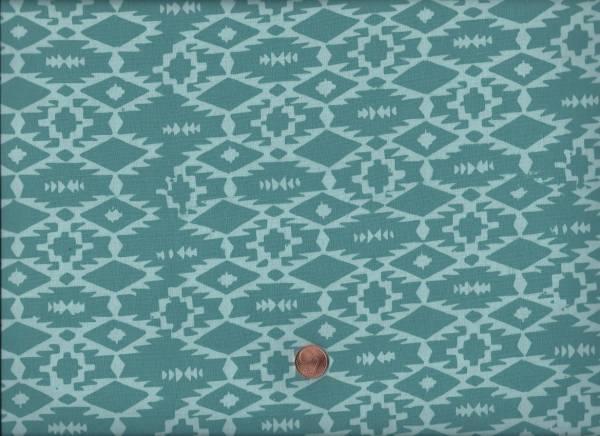 Batik Ikat mint