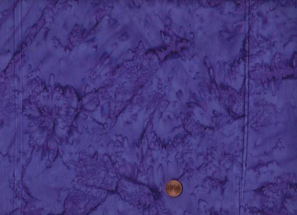 Batik uni purple