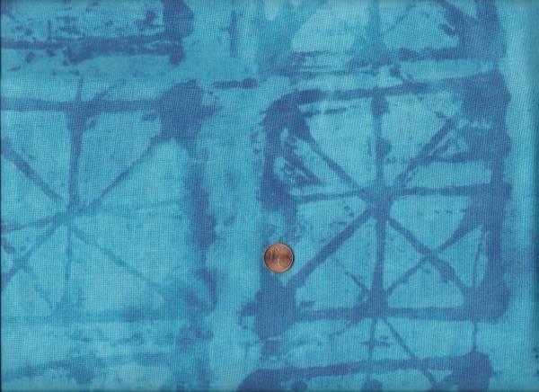 Marcia Derse Alphabet Galette turquoise