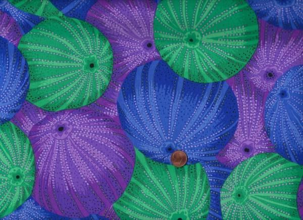 Philip Jacobs PJ100 Sea Urchins Blue