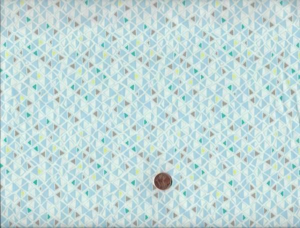Indian Summer Shimmer Creeck aqua
