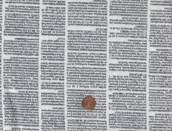 Quilters B.Harmony Zeitung schw.-w. 900