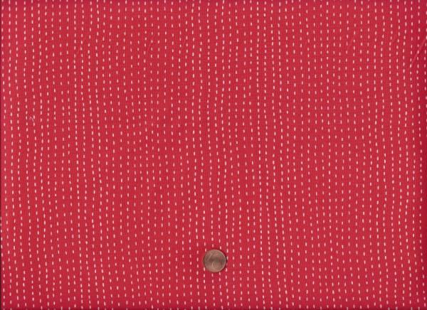 Ahoy Striche rot-weiß