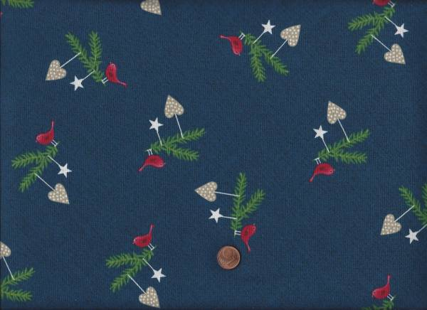 Christmas for Friends bunt Zweige