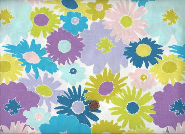 Dreaming Vintage Lazy Daisy plum