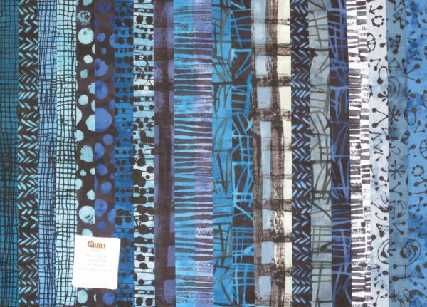 Streifen Marcia Derse The Blue One