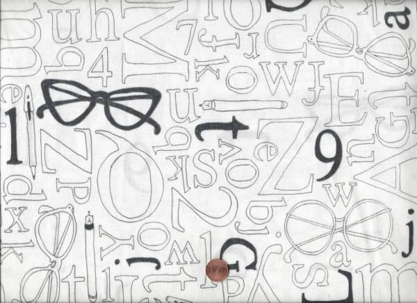 S. Fielke Wordplay Buchstaben/Zahlen