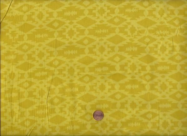 Batik Ikat gelb