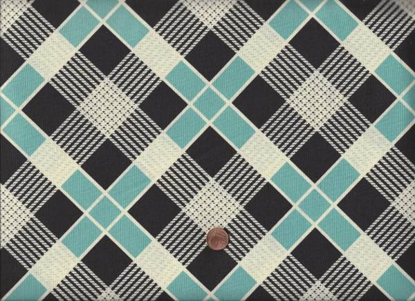 Denyse Schmidt New Bedford Strong Plaid sea
