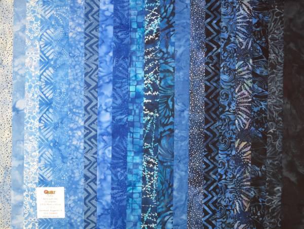 Streifen Batik Sushi 166
