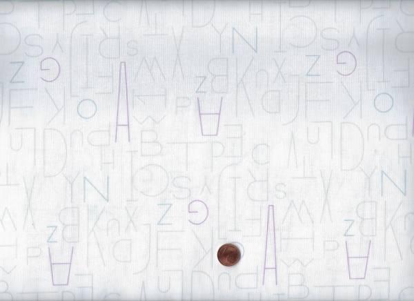 Moji Palette Buchstaben weiß