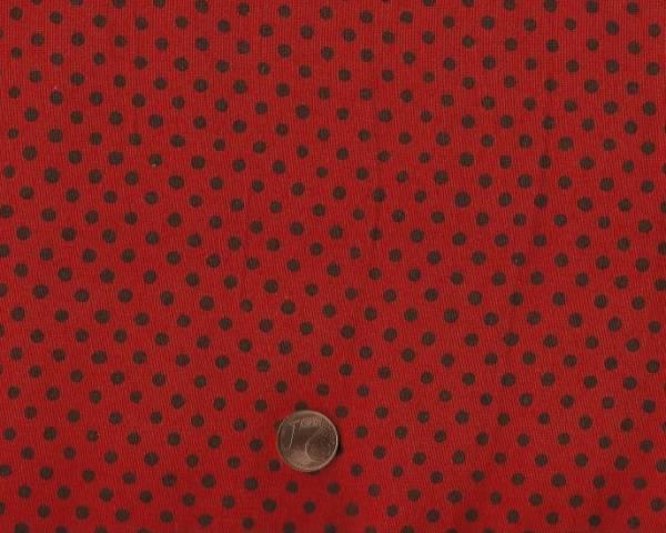 Avant Garden Momo Punkte rot-braun