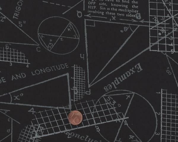 Brigitte Heitland Modern Background Ink Geometric schwarz