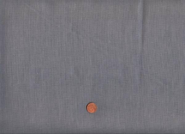 Halbleinen 150cm grau 307